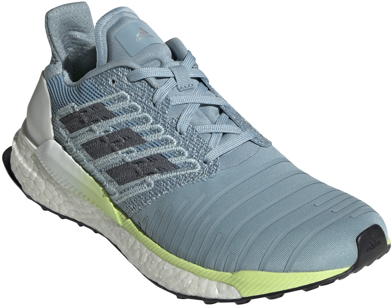 351ab0df11e adidas Solar Boost - Zapatillas running - gris